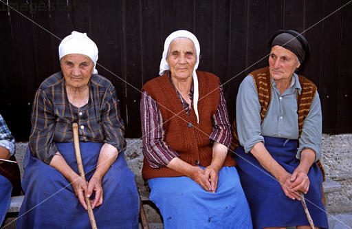 elderly women