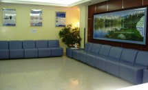 Alhayat Hospital – Reception