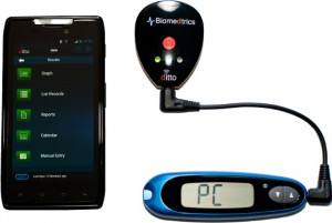 ditto glucose data system